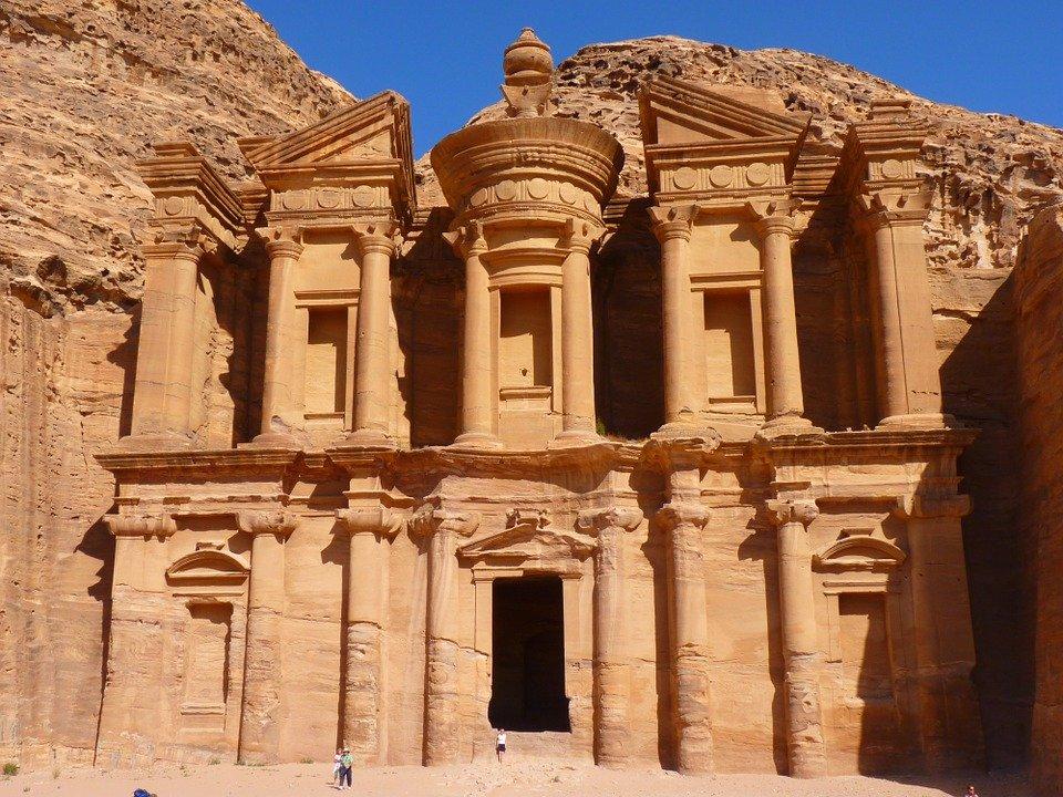 mosteiro de Petra