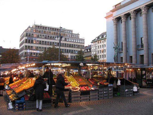 Hötorget Market