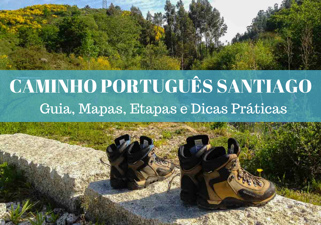 Guia do caminho português de santiago