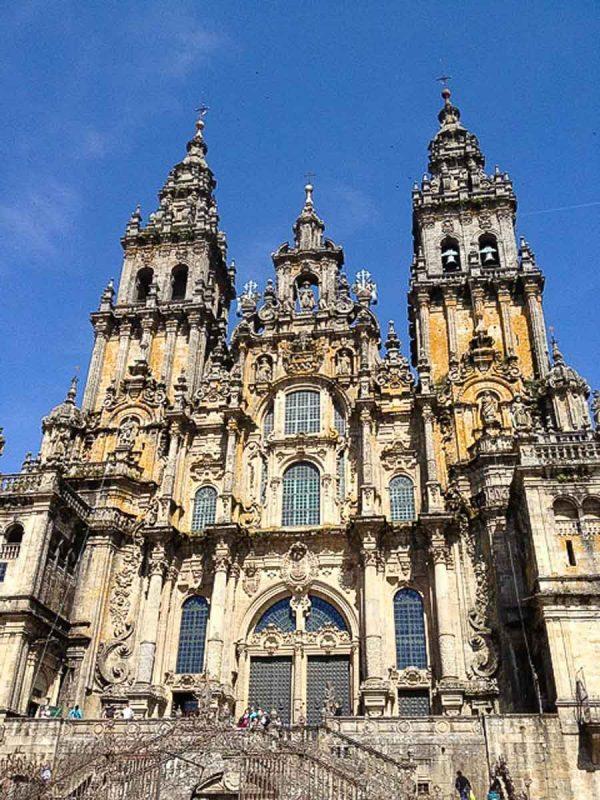 Catedral de Santiago, Santiago de Compostela em Espanha