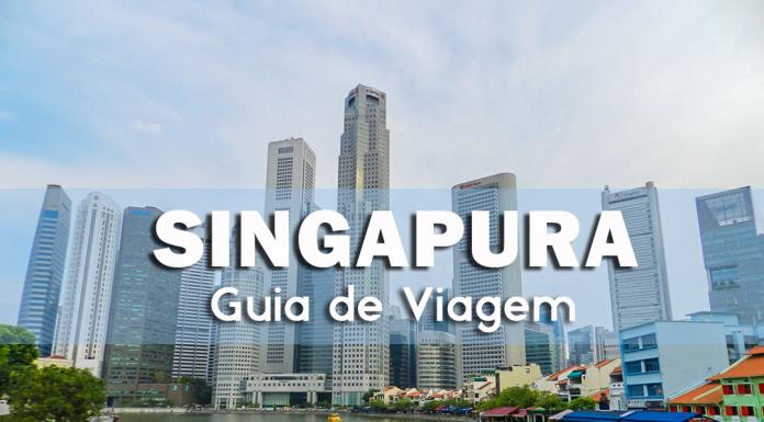 Singapura Guia de Viagem