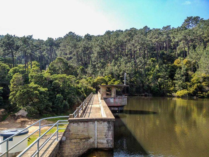 Barragem do Rio de Mula