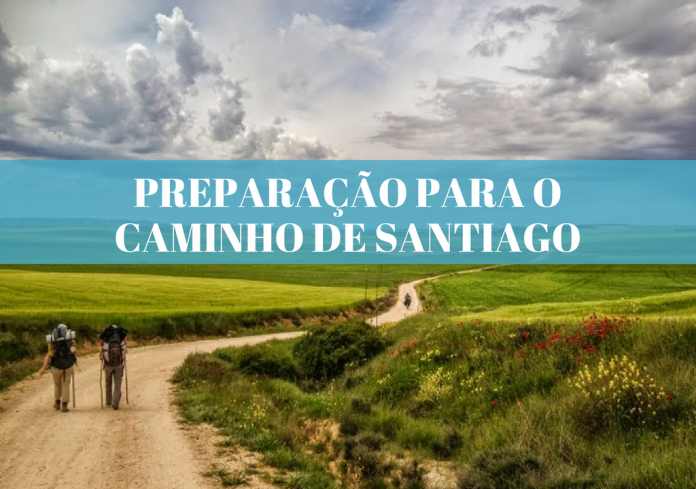 preparação para o Caminho de Santiago