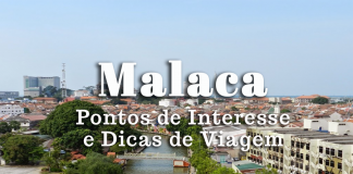 visitar malaca - malásia