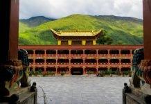kangding-china