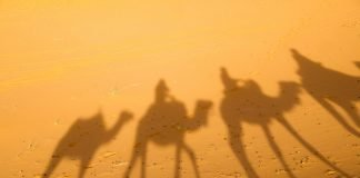 dunas de Erg Chebbi