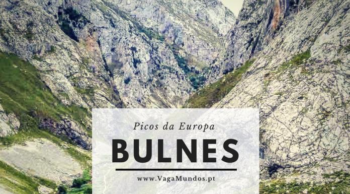 Visitar Bulnes nos Picos da Europa