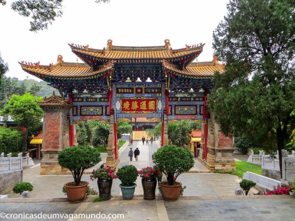 gates_yuantong_temple_kunming