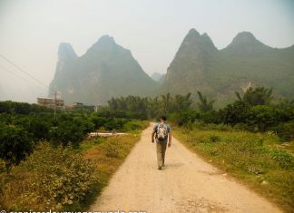 Trekking do Rio Lí