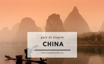 China roteiro