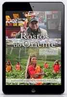 Livro Rostos do Oriente formato eBook
