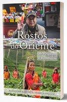 Livro Rostos do Oriente formato paperback