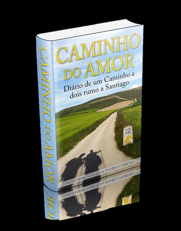 Livro Caminho do Amor formato paperback