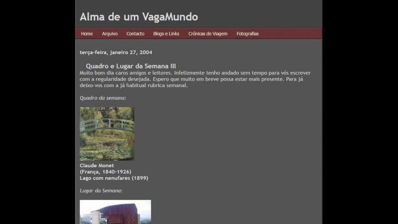 Alma de VagaMundo