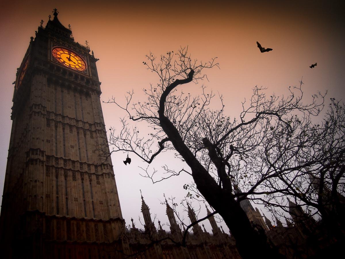 Londres Halloween