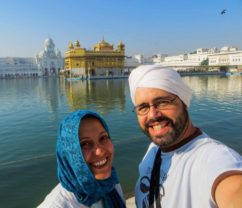 VagaMundos Golden Temple