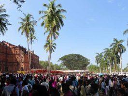 Visitar Goa Velha
