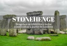 Stonehenge, Amesbury, Inglaterra