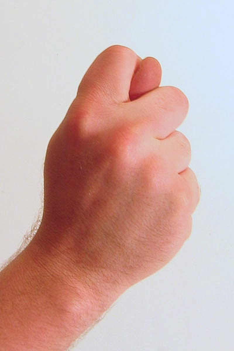 gestos ofensivos a figa