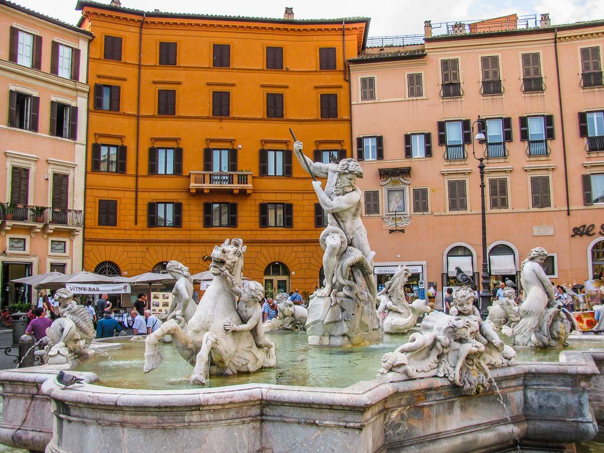 roteiro para visitar Roma
