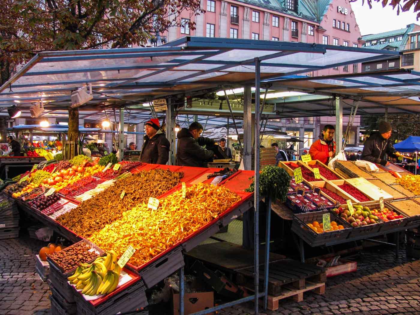 estocolmo-Hötorget-Market