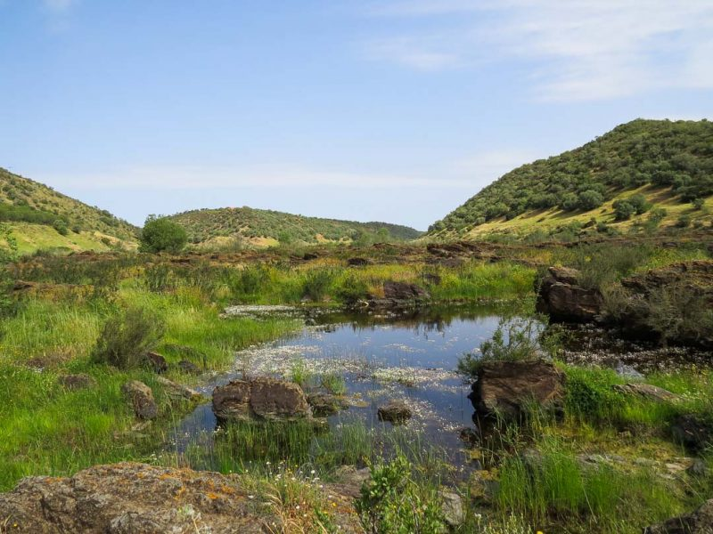 Trilhos de Mértola | Parque Natural do Vale do Guadiana