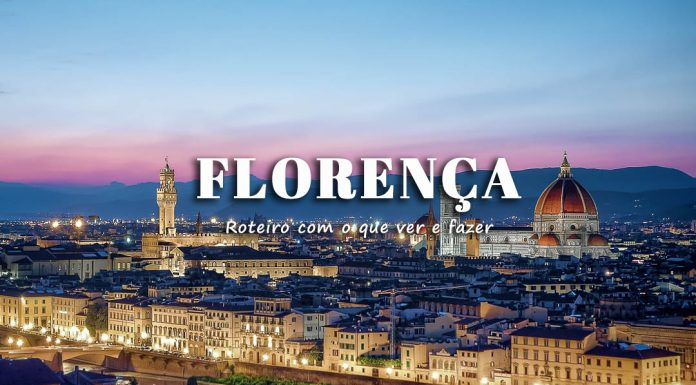 Visitar Florença Roteiro