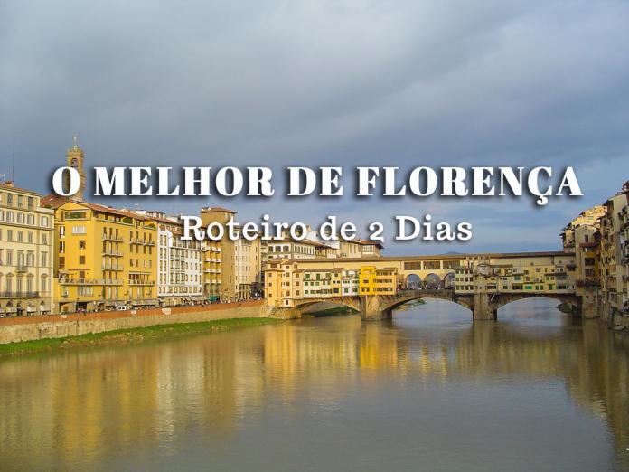 Roteiro de Florença