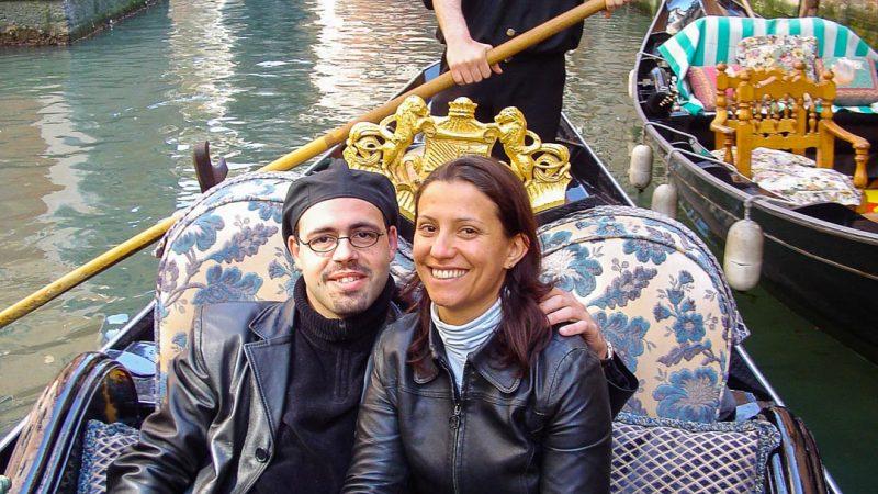 Passeio de Gondola - Veneza