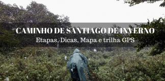 Caminho de Santiago de Inverno