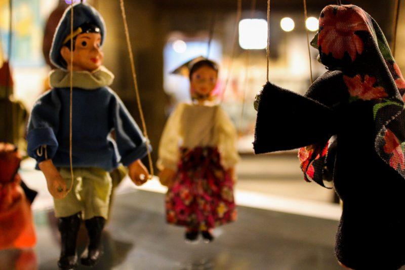 Lalín museo galego da marioneta