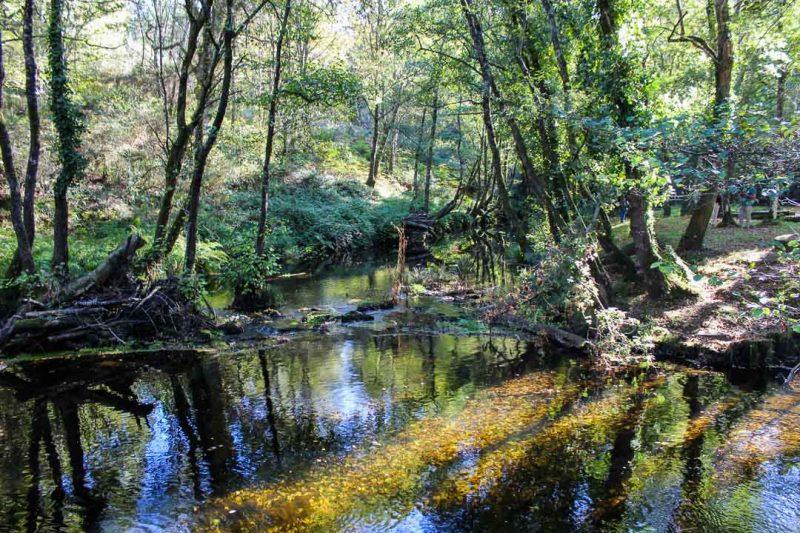 Lalín rio asneiro mouriscade
