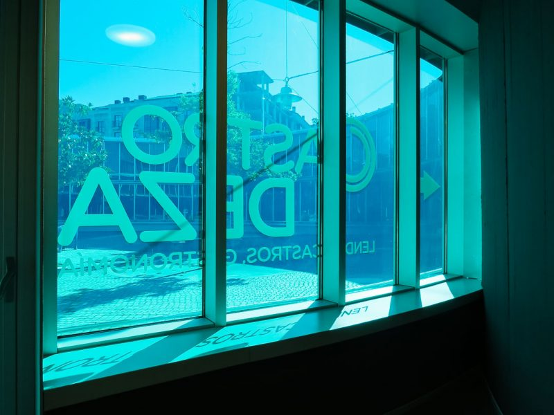Lalín Castro Deza museu virtual