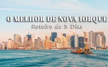 Visitar Nova Iorque Roteiro