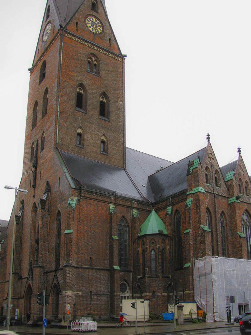 hamburgo-Hauptkirche St. Petri