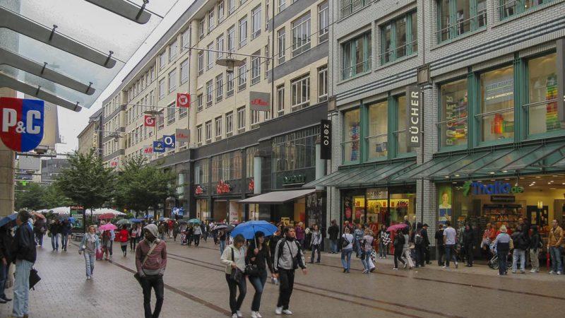 hamburgo-Mönckebergstrasse