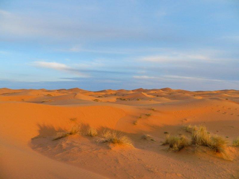 Dunas de Erg Chebbi - guia marrocos