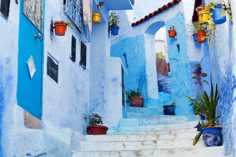 Chefchaouen - guia marrocos