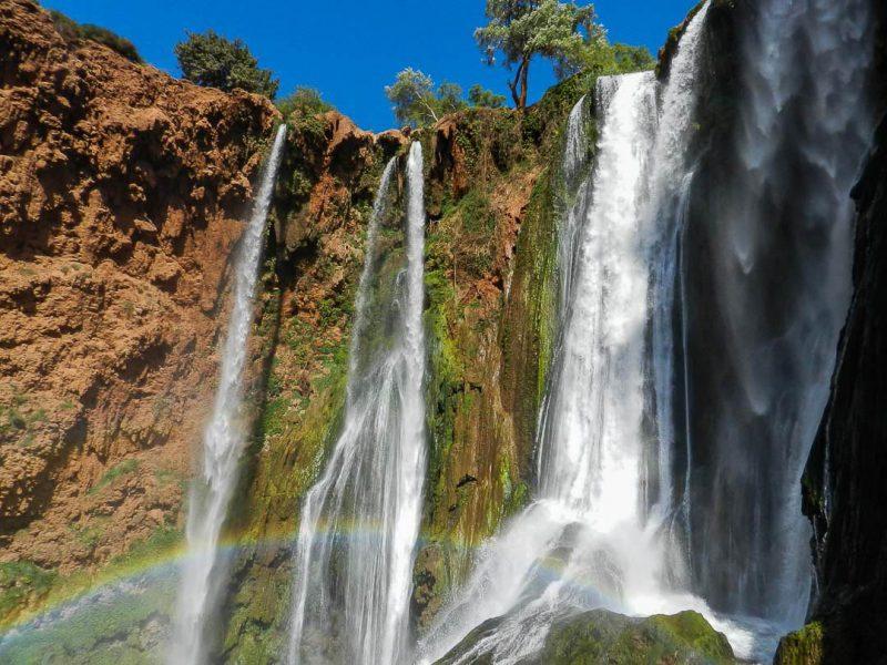 Cascatas de Ouzoud - guia marrocos