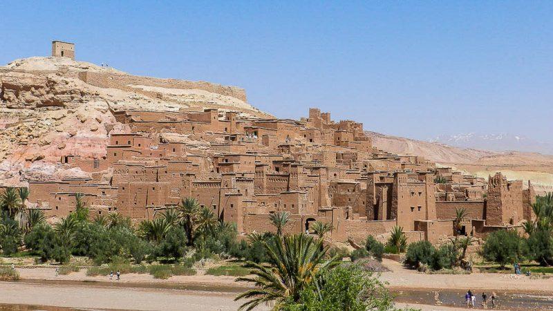 Ait Benhaddou - guia marrocos