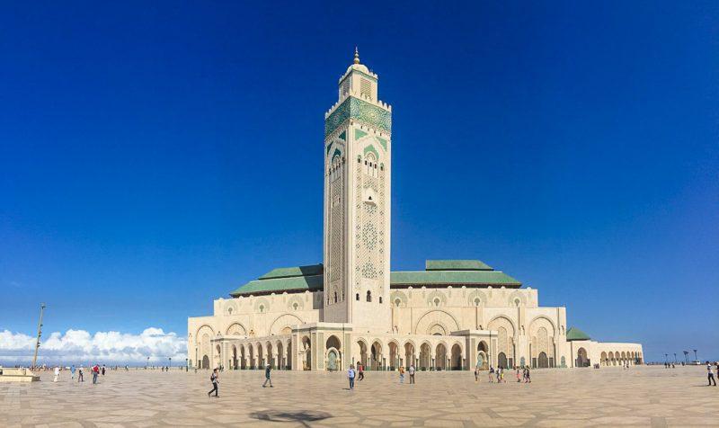 Casablanca - guia marrocos