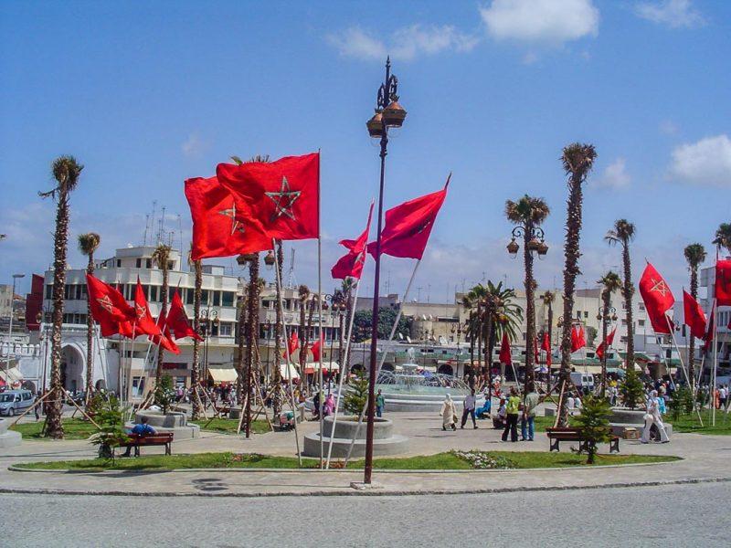 Tanger - guia marrocos