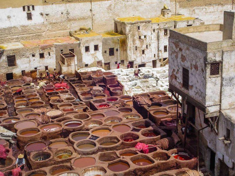 Fez - guia marrocos