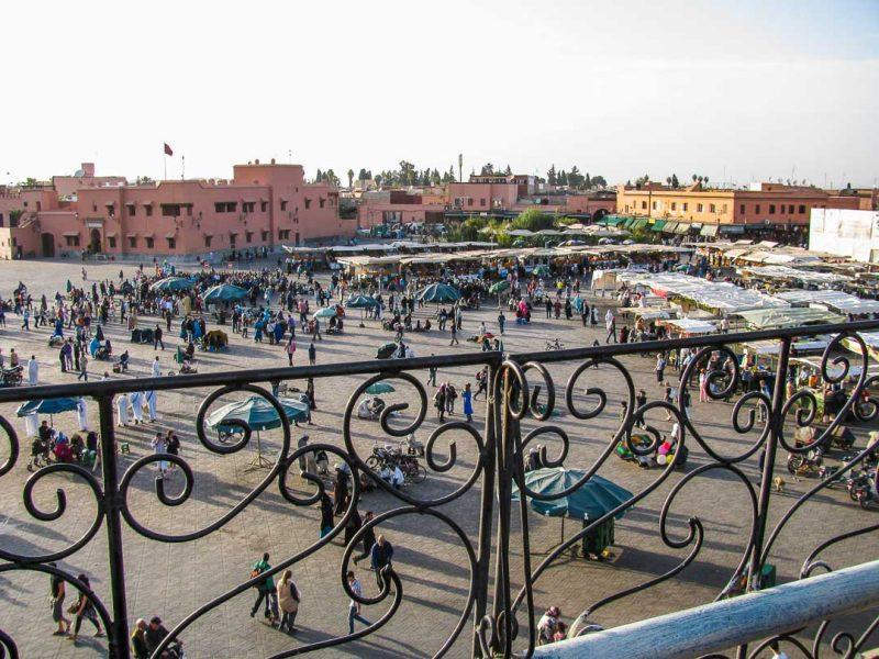 marraquexe - guia marrocos