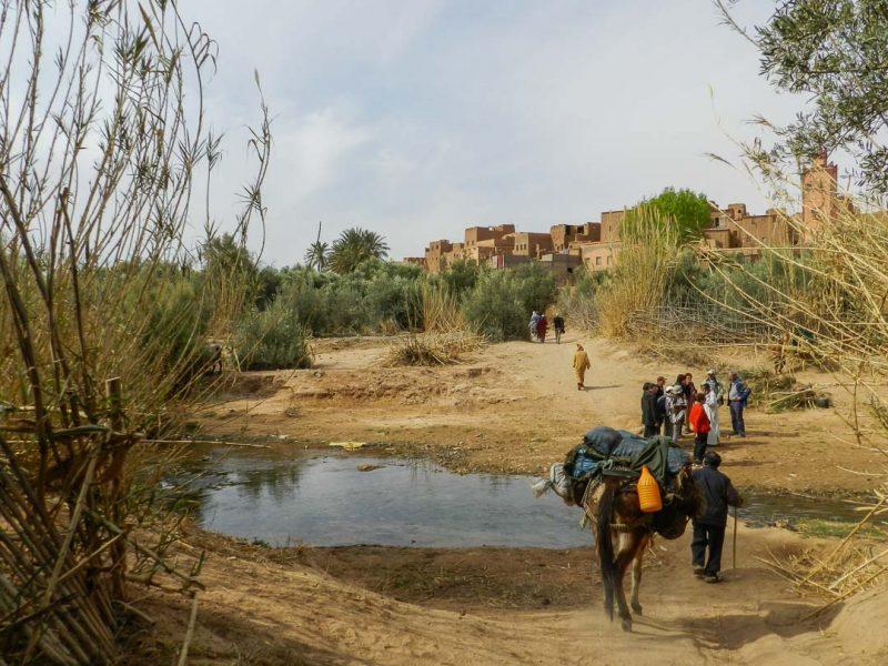 Tinghir - Roteiro de Marrocos