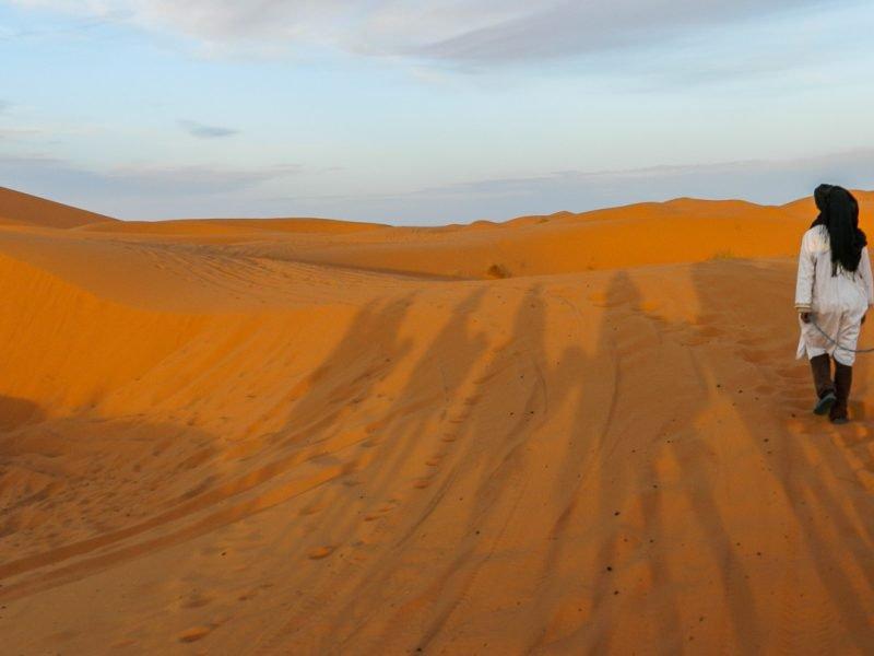 Deserto do Saara - Roteiro de Marrocos