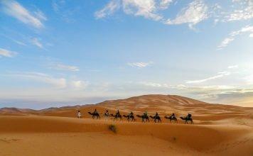 Roteiro de Marrocos para 7 e 15 dias (1 ou 2 semanas)