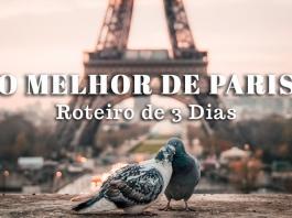 Roteiro de Paris Visitar