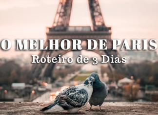 Roteiro de Paris