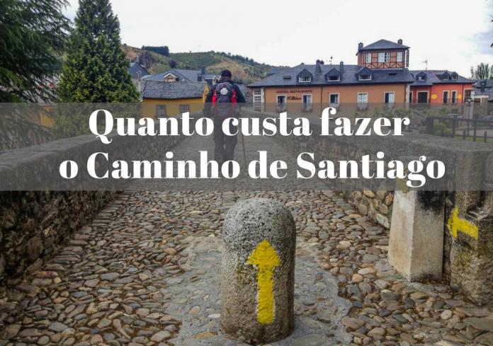 Quanto custa fazer o Caminho de Santiago